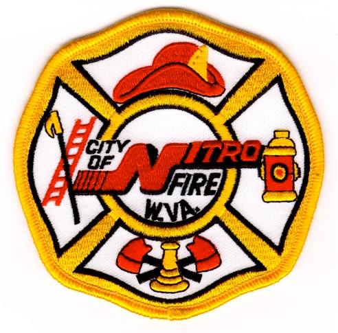 FIRE PATCH LOGO