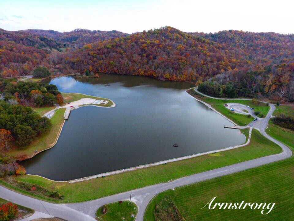 Ridenour Lake Photo Taken By Brian Armstrong Photography