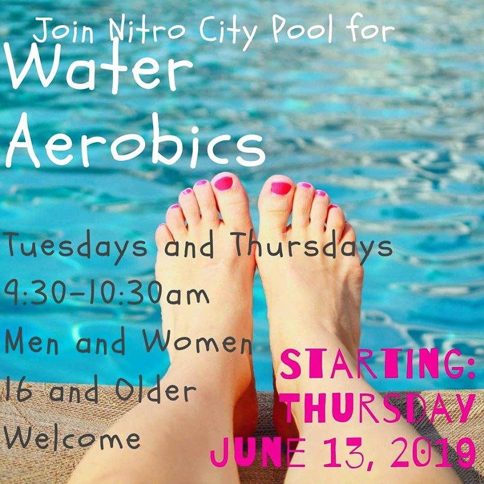 Nitro City Pool