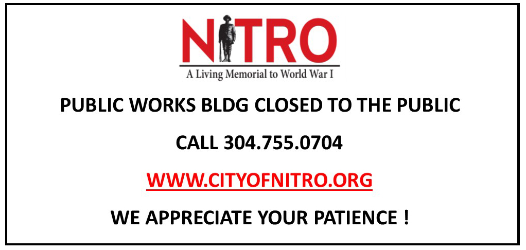 PUBLIC WORKS CLOSED 0704